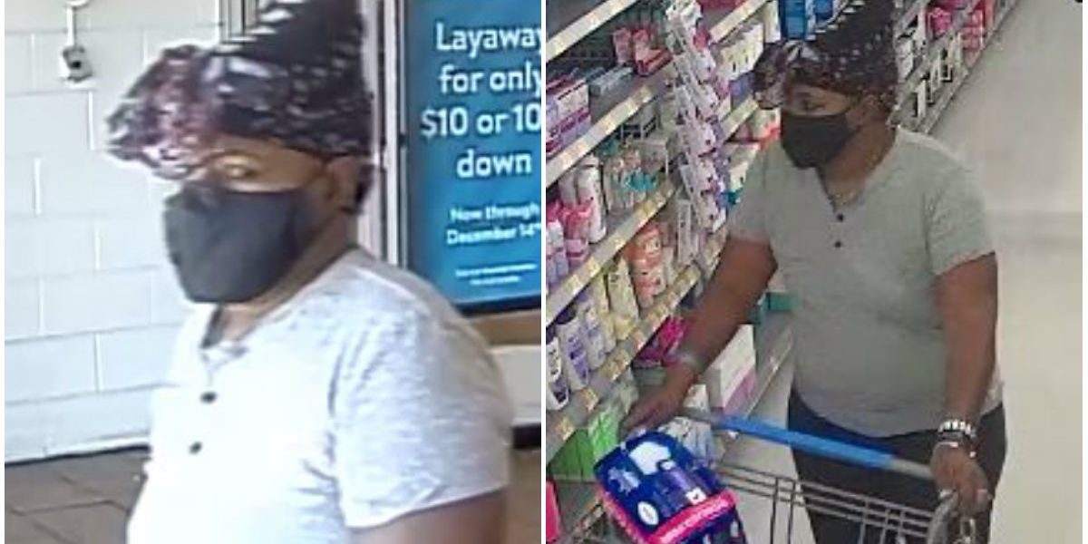 Police: Suspect offers elderly woman help before stealing money from her purse