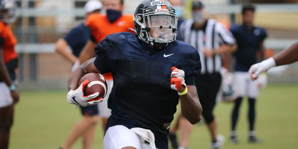 Hopewell's Walker expected to make UVA debut Saturday