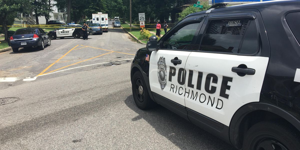 Double shooting leads to heavy police presence in Richmond
