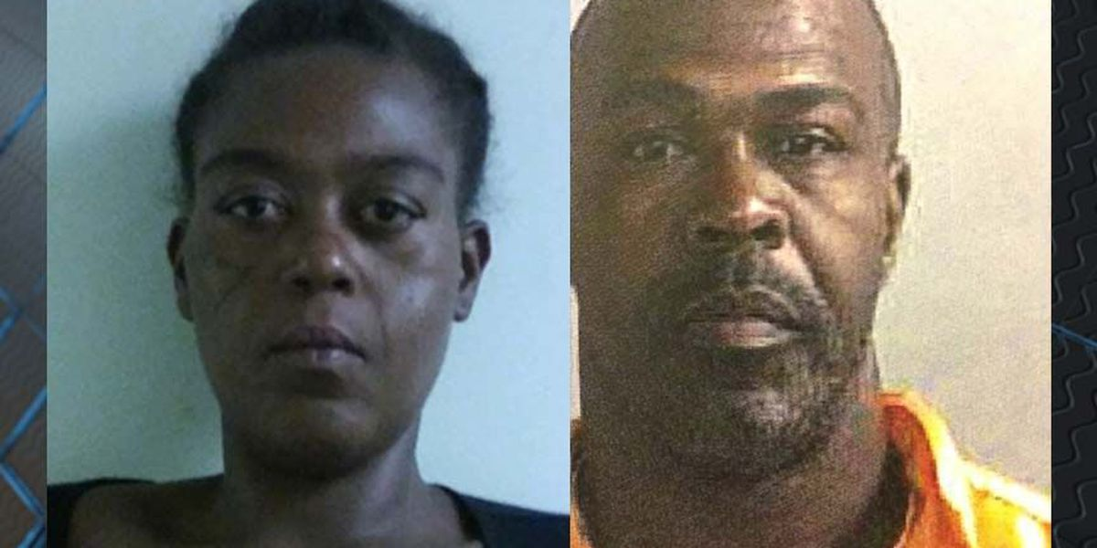 Woman arrested for Petersburg burglaries; second suspect still wanted