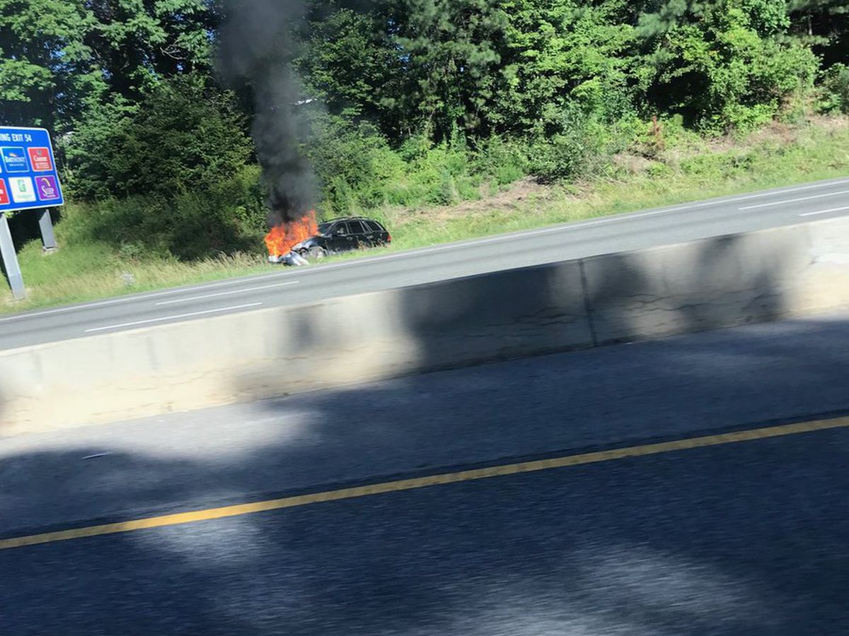 State police investigating fiery multi-vehicle crash along I-95 South