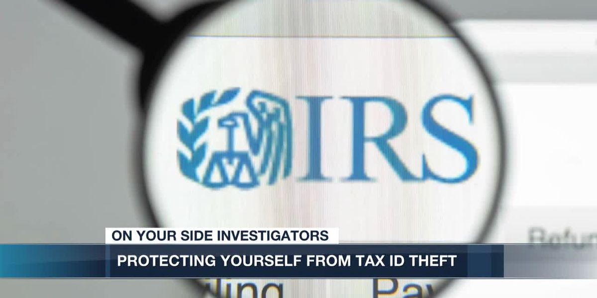 Protecting yourself from tx ID theft