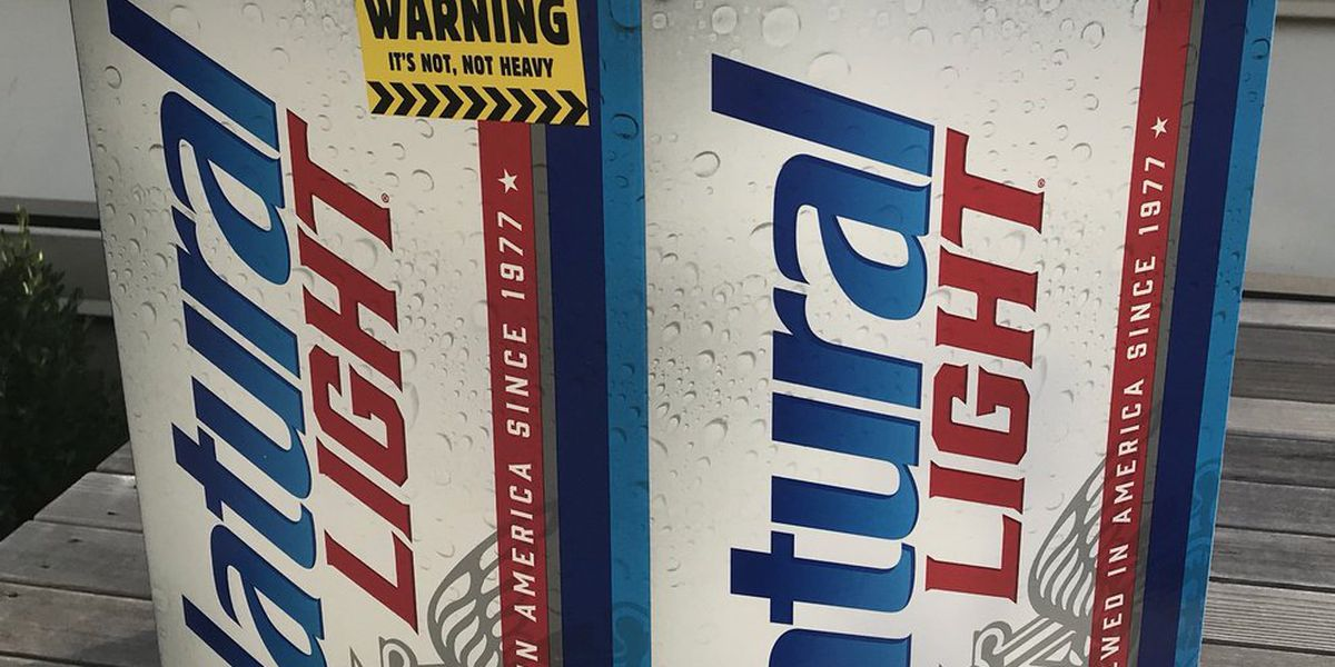 Natural Light releases 77-pack of beer to honor year it was created