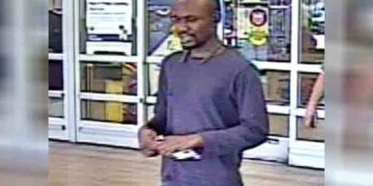 Rental scam suspect wanted in Chesterfield