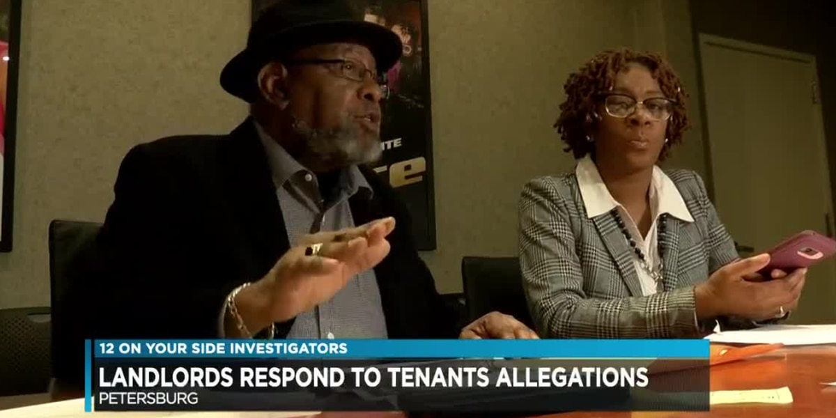 Petersburg landlords challenge tenant's complaint of plumbing issues, eviction
