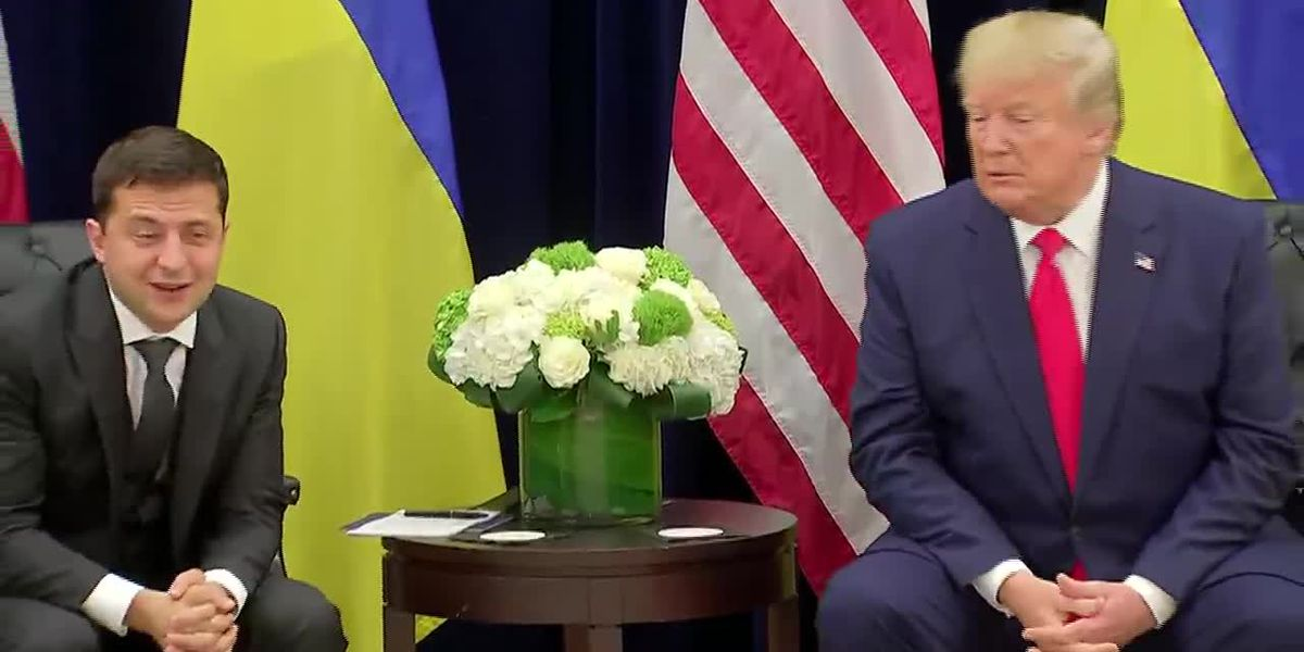 Verbal clashes with Trump continue amid NATO visit