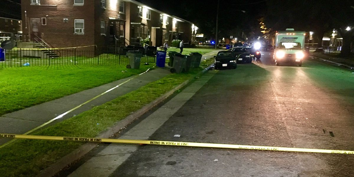 Police identify man shot to death in Richmond's Whitcomb Court