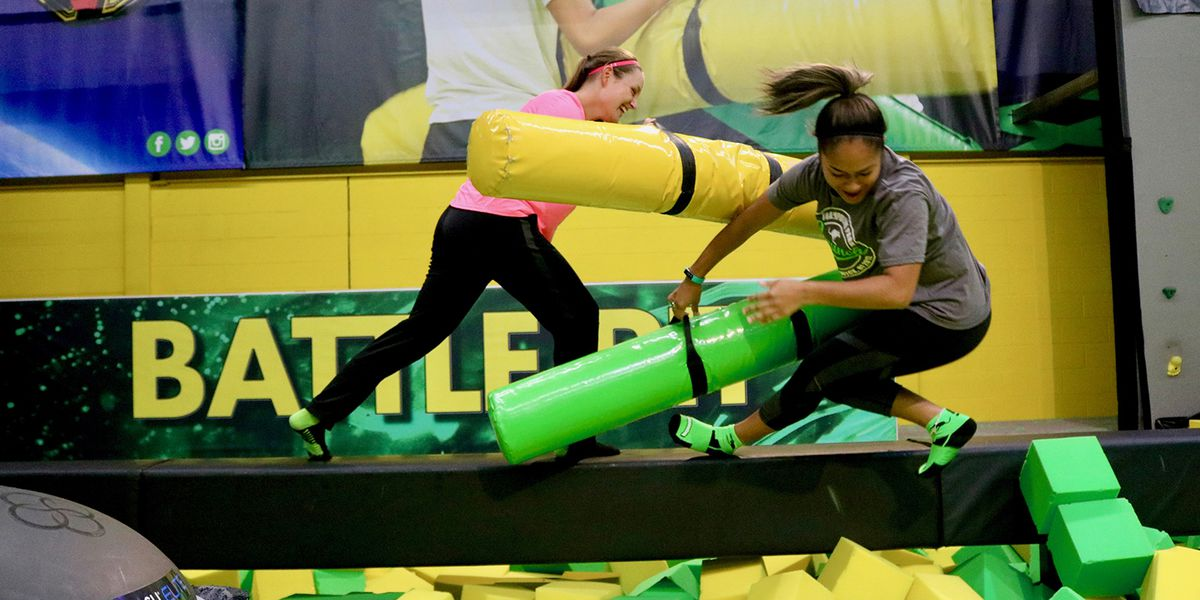 Enter to win a Party Package for 12 guests at Launch Trampoline Park!