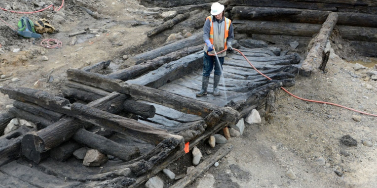 Public can view centuries-old ships uncovered in Alexandria