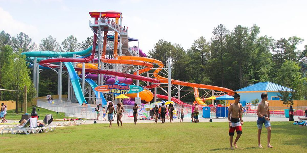 Summer guide to RVA swimming spots & water parks