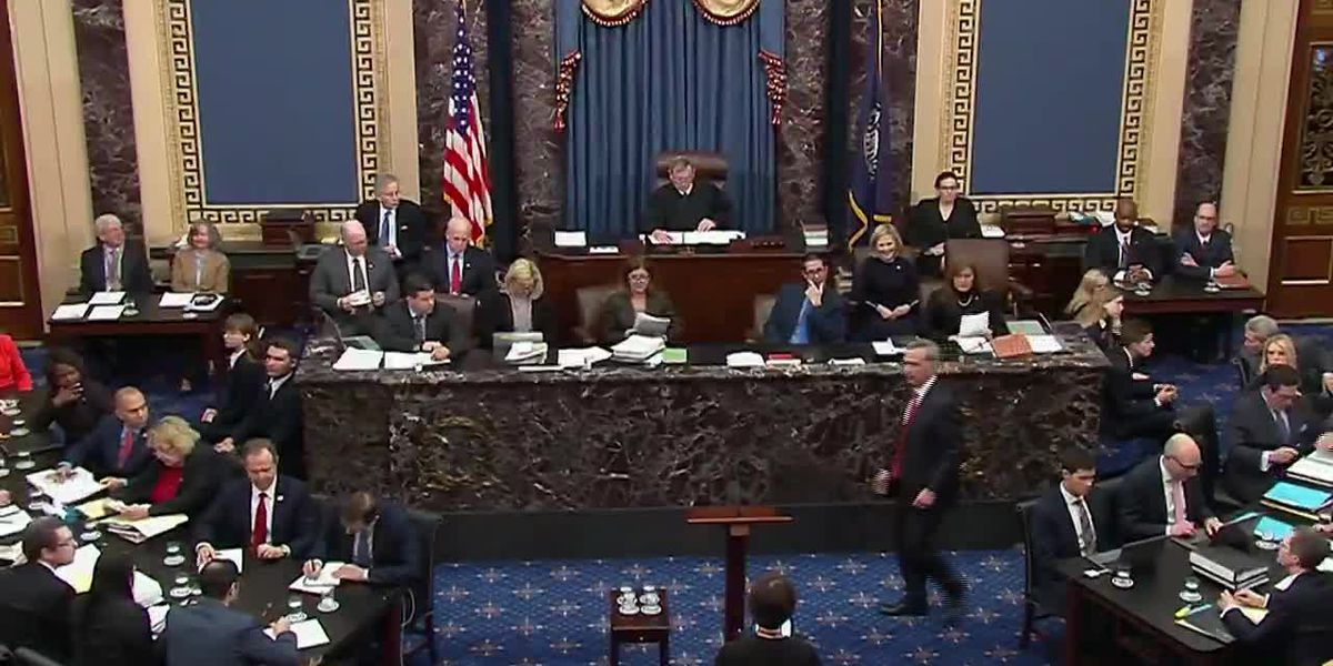 Will Senate GOP be able to block witnesses in Trump impeachment trial?