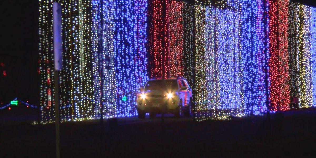Illuminate Light Show: Largest light show in Central Virginia