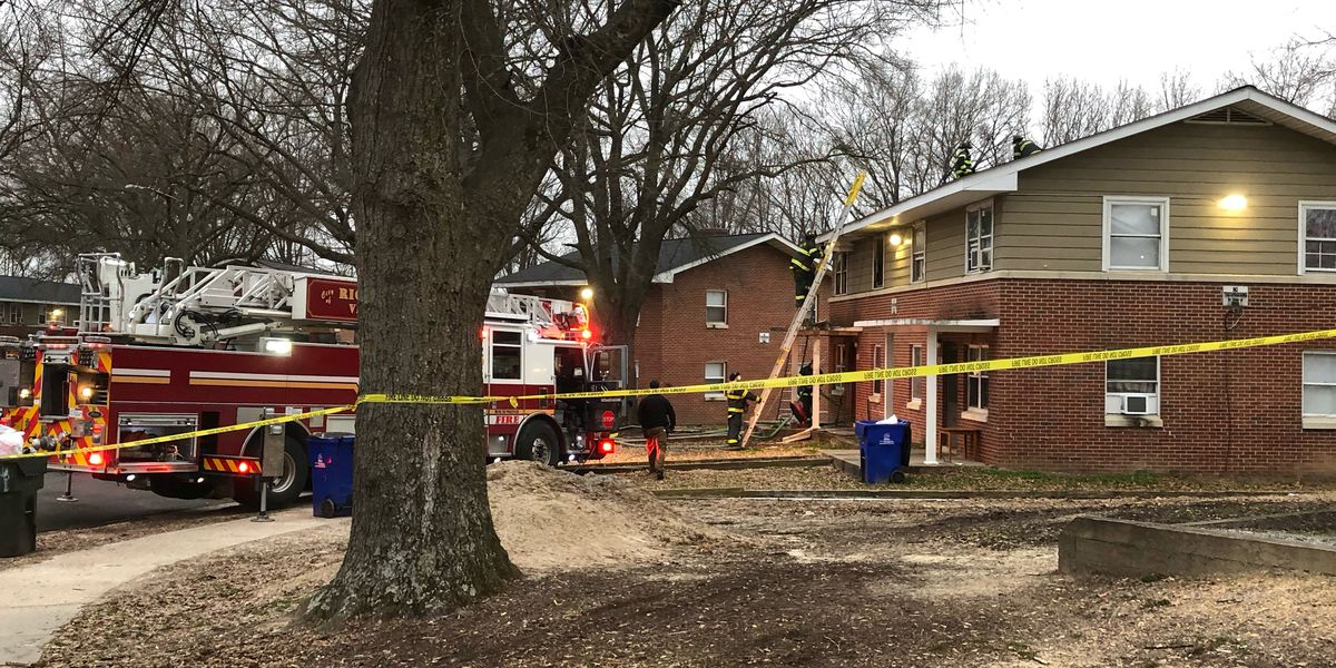 Richmond crews bring structure fire under control, no injuries reported