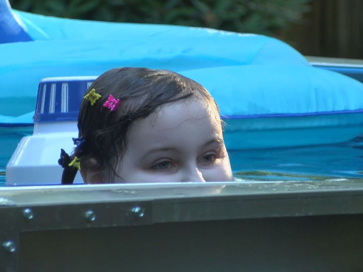 Mechanicsville pediatric cancer survivor's birthday wish comes true