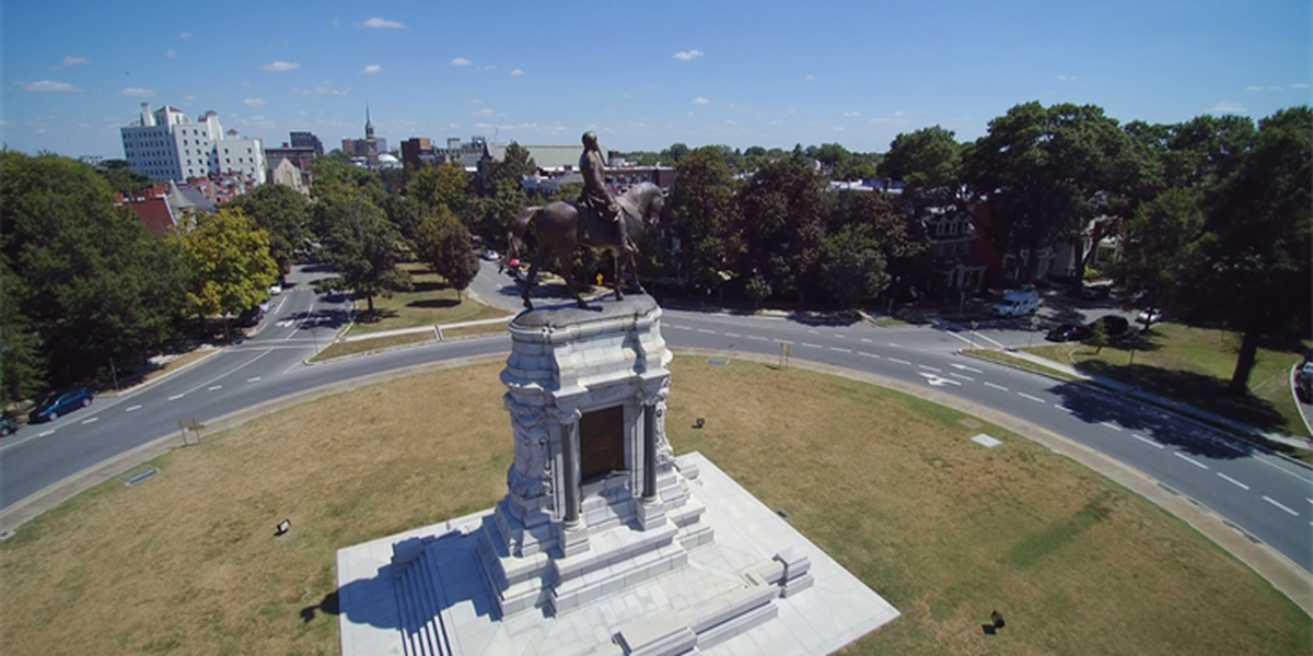 Residents discuss options for Monument Avenue as debate over statues continues