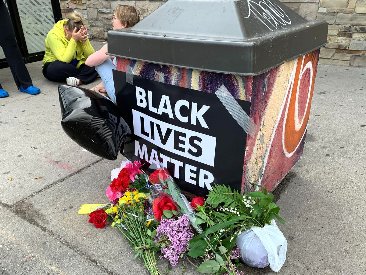 Four Minneapolis officers fired after death of black man