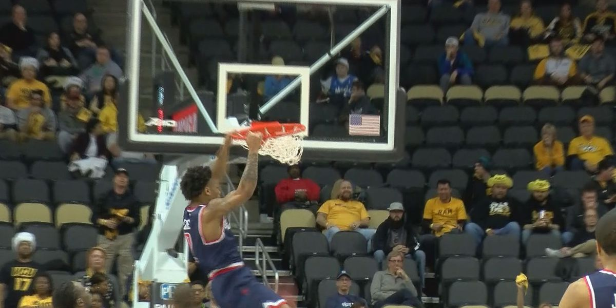 Spiders open NIT with upset win at Alabama