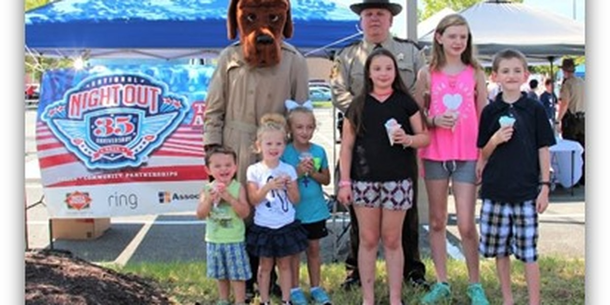 Hanover sheriff's office prepares for Nat'l Night Out