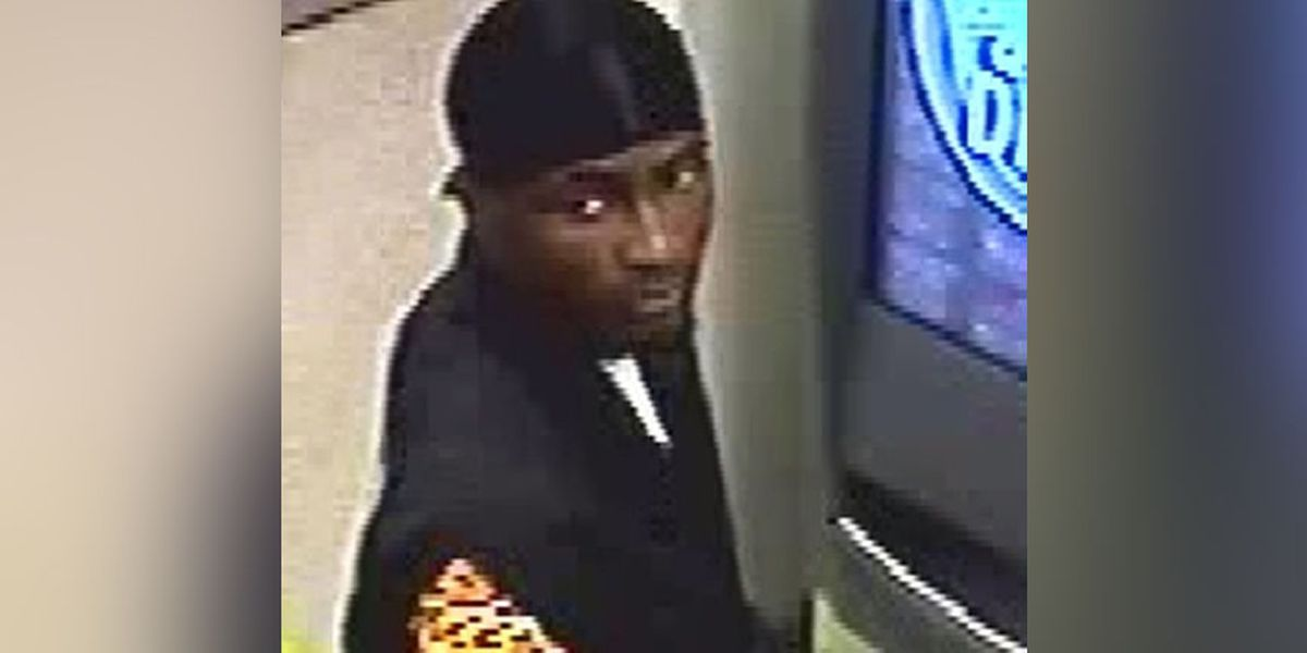 Police: Suspect sought in stolen debit card