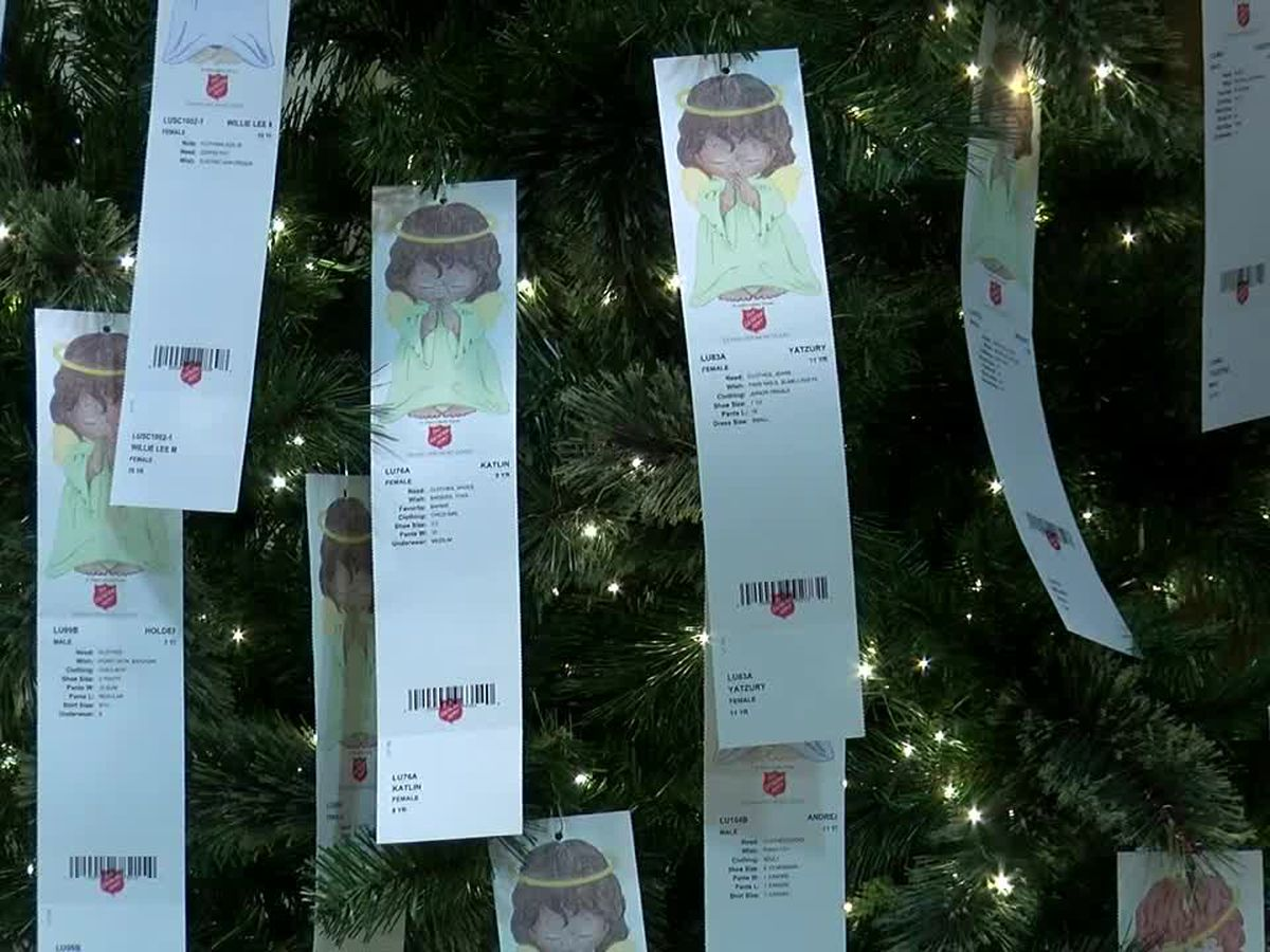 NBC12 and Salvation Army team up for annual Angel Tree Program
