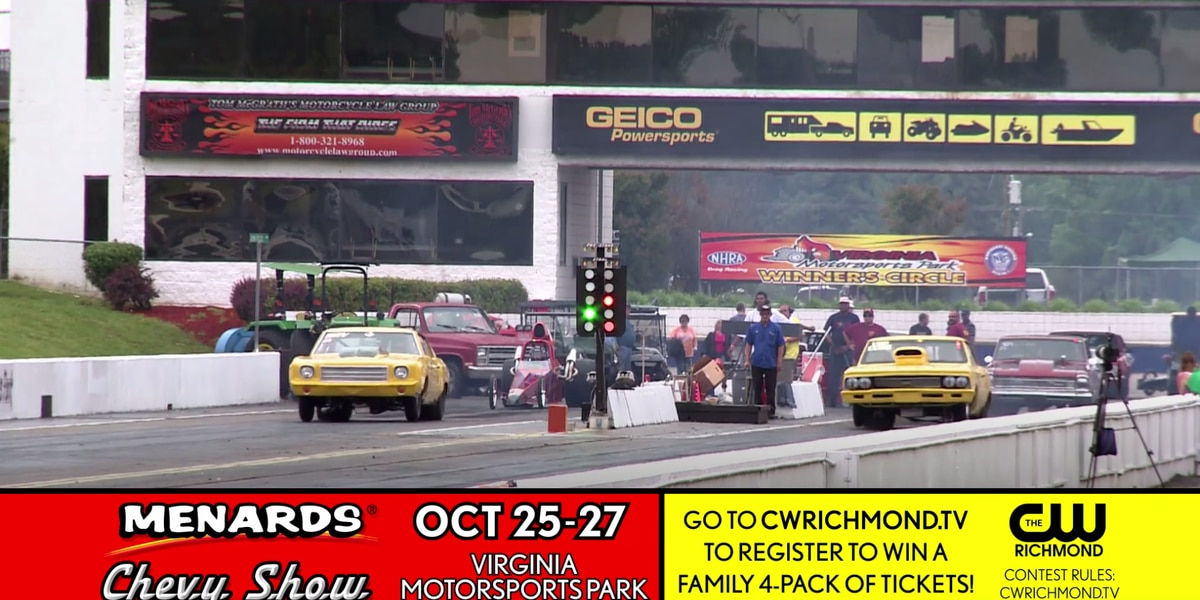 Menards Chevy Show at Virginia Motorsports Park: This contest has ended