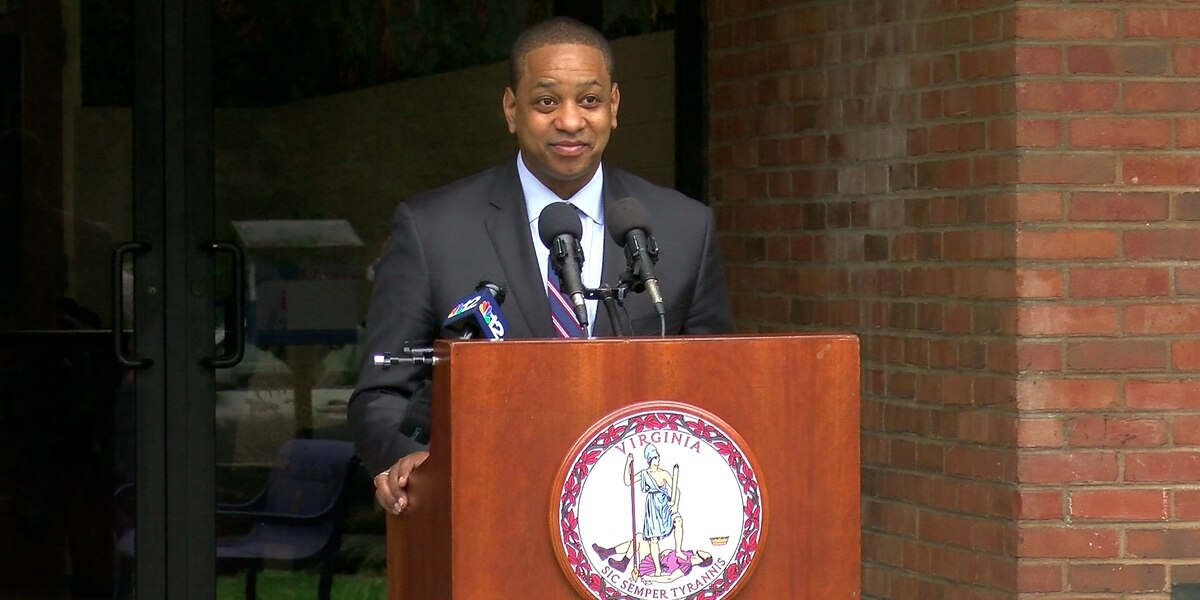 Lt. Gov. Justin Fairfax proposes $30 billion plan to rebuild Virginia's aging schools