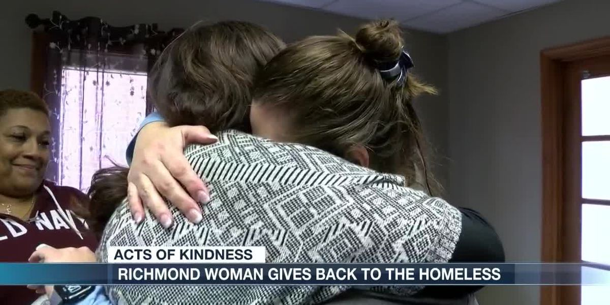 Acts of Kindness: Nurse with a giving spirit receives Acts of Kindness award