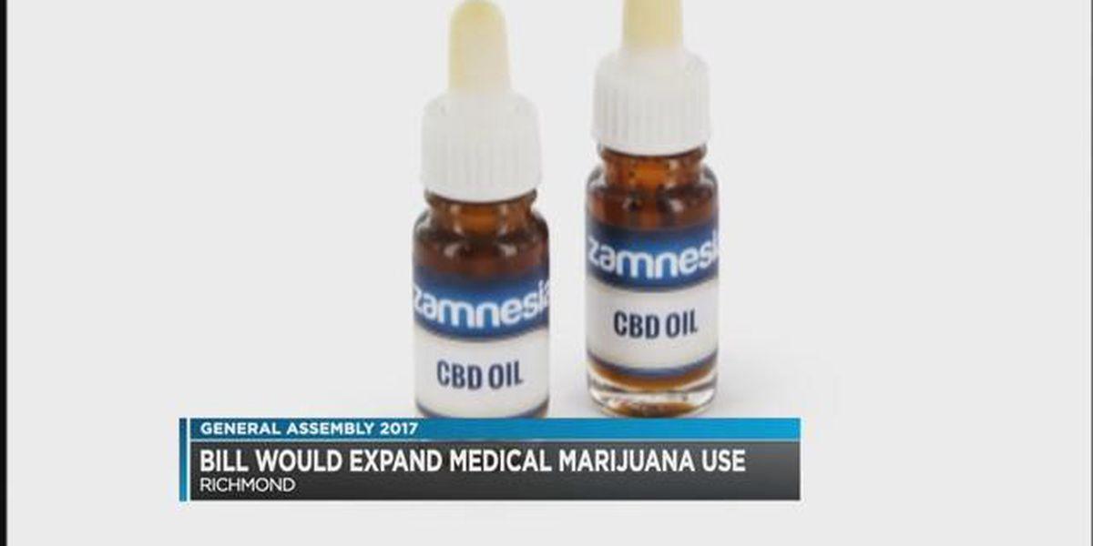 Bills advance to expand medical marijuana, reduce marijuana possession penalties