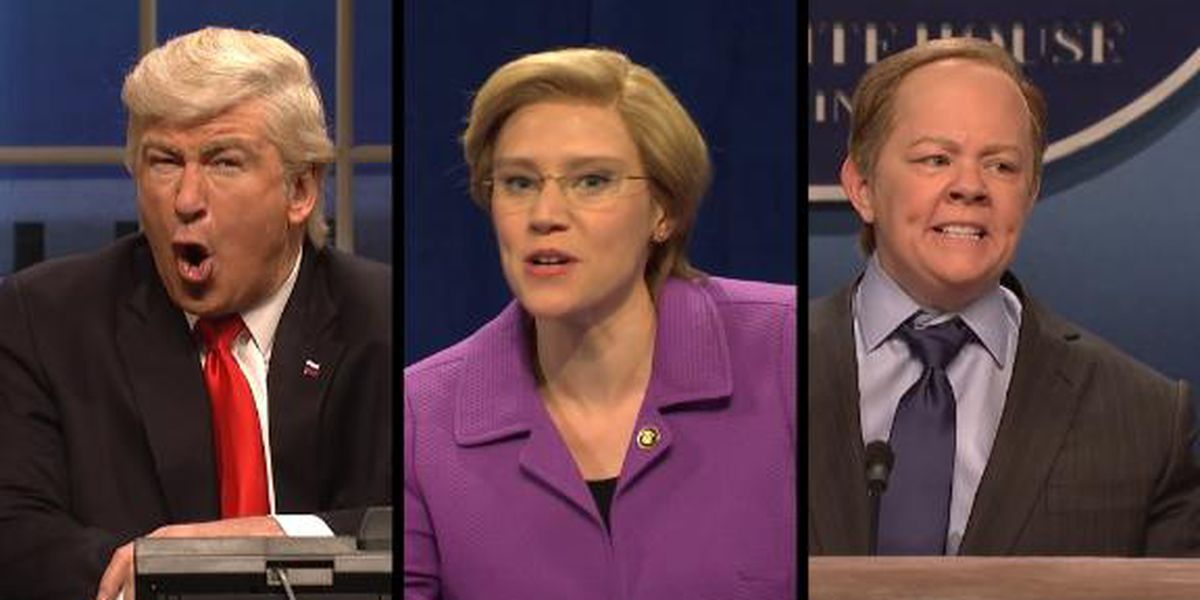 Here are some of SNL's best impersonations of political figures