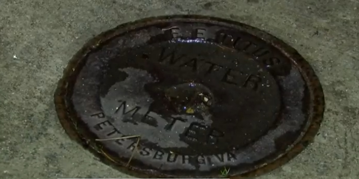 Petersburg creates assistance program to help citizens struggling to pay water bill