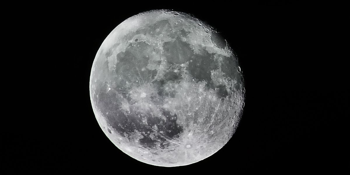 Rare full Harvest Moon will rise on Friday the 13th
