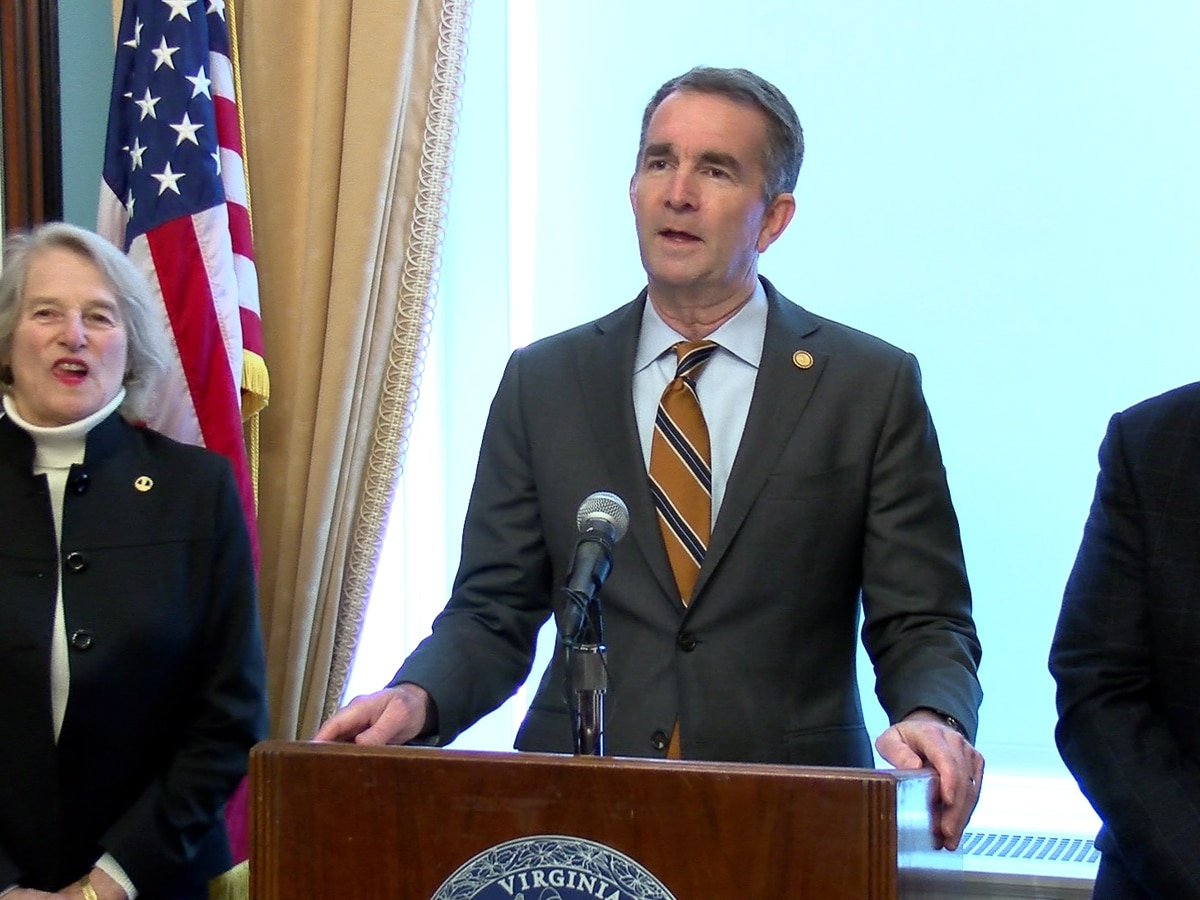 Gov. Northam to make community development announcement in Charles City County
