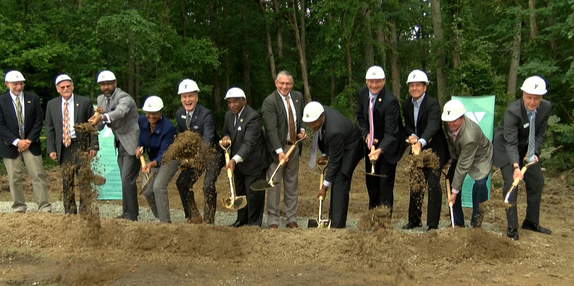 'Today is about success that comes from opportunity': Henrico, YMCA break ground on aquatics center