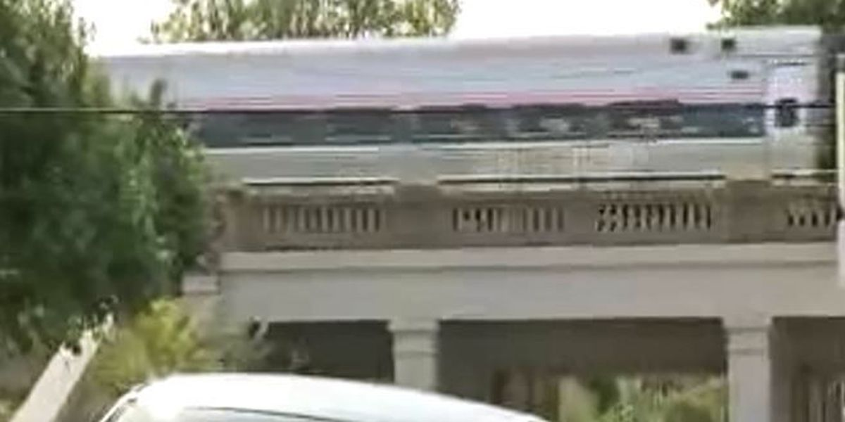 Amtrak train evacuated due to suspicious package in Fredericksburg
