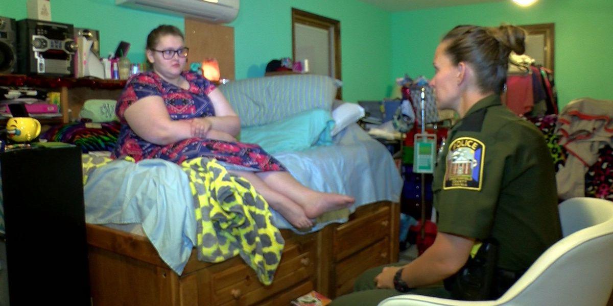 12 On Your Side: Crash victim and police officer reunited