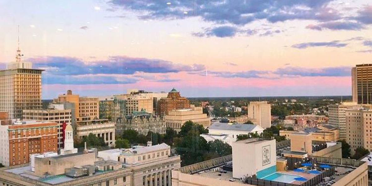 RVA's Rooftop Bar Guide and Map for great food, drinks and views!
