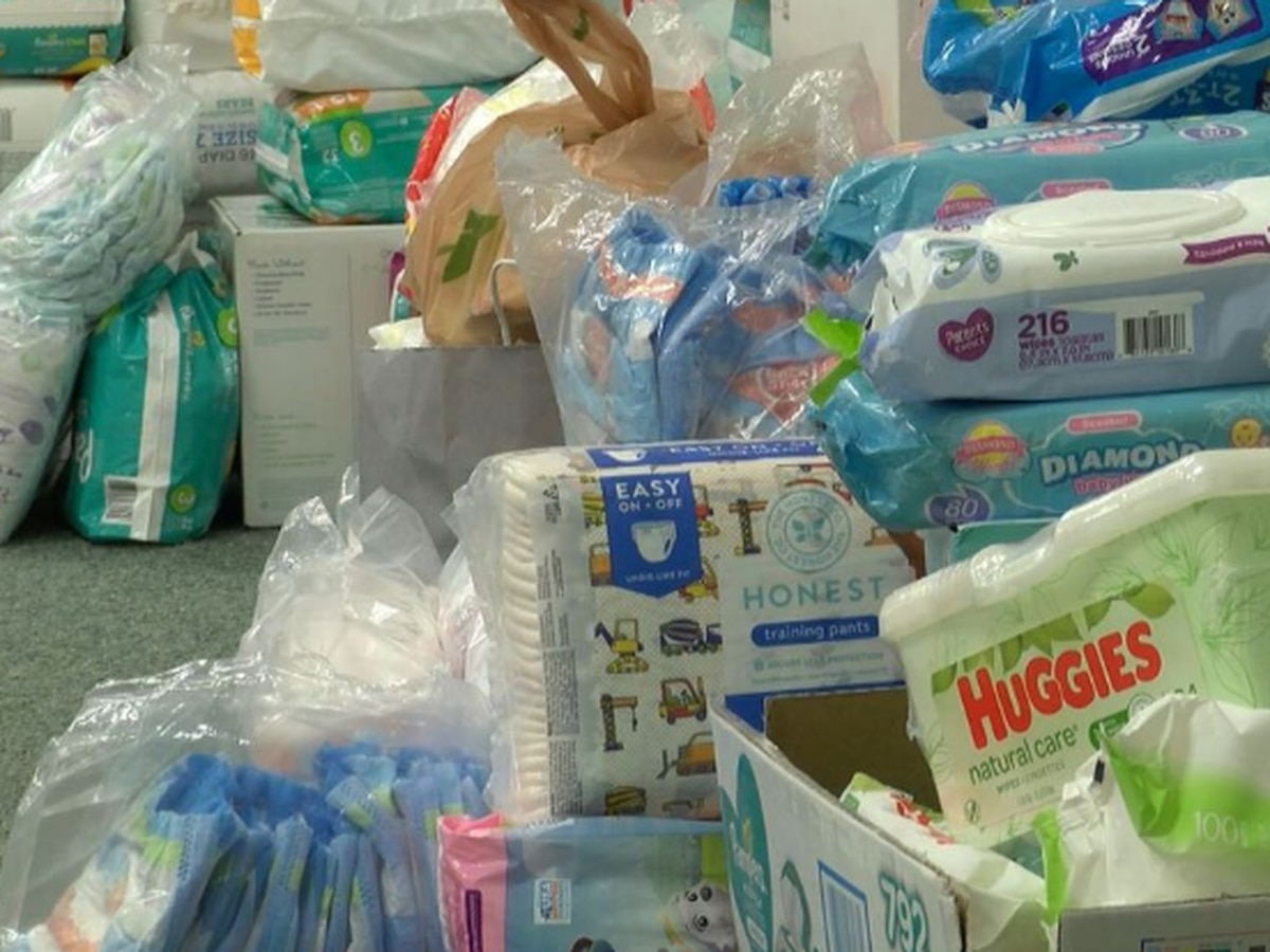 Organization seeks community partners for 2021 diaper drive