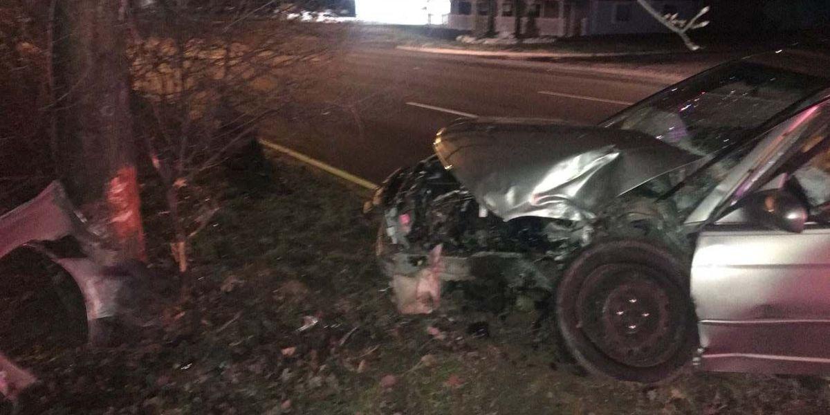 Hit-and-run driver wanted after Saturday morning crash