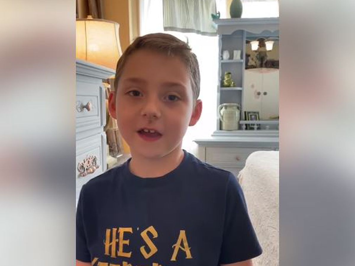 Tennessee 6-year-old with cystic fibrosis conquers COVID-19