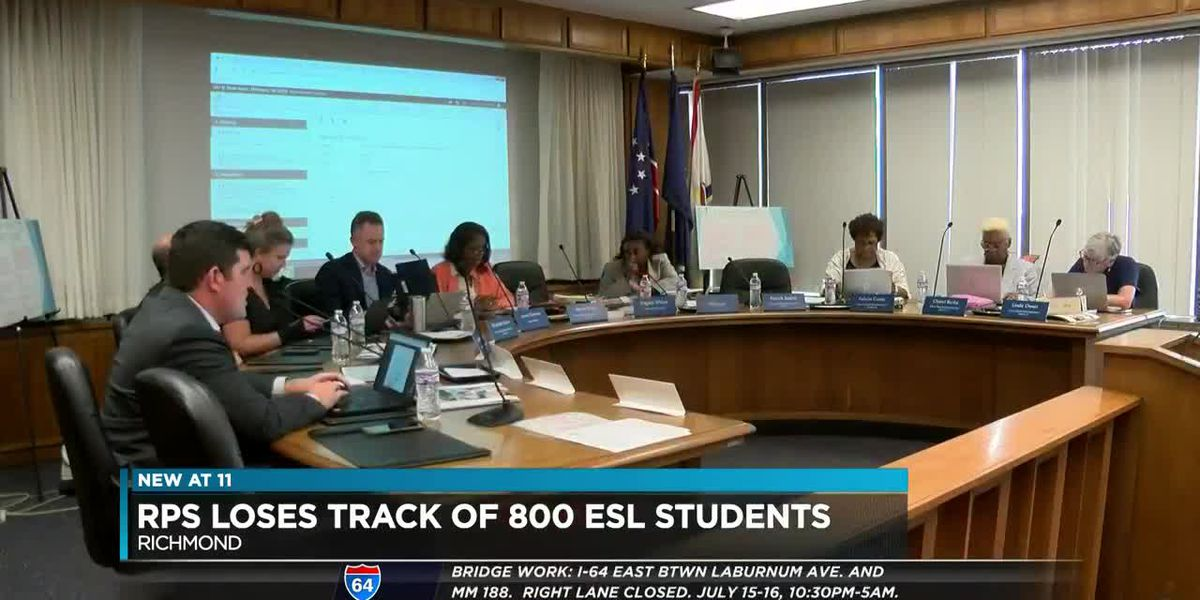 RPS loses track of 800 ESL students