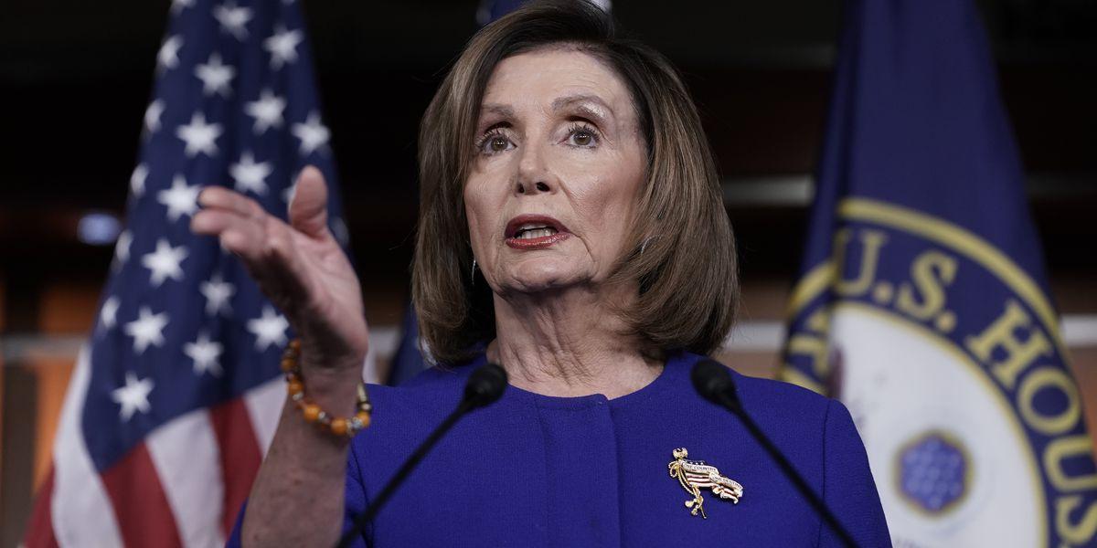 Pelosi says she will 'soon' transmit Trump impeachment to Senate