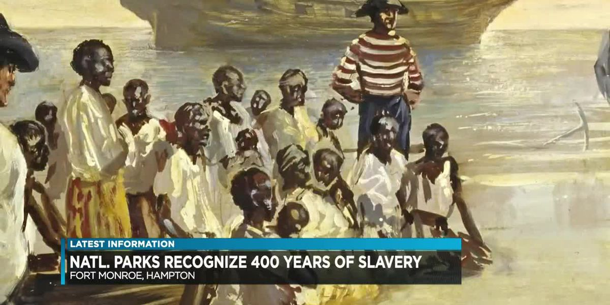 National Park Service commemorates 400th anniversary of American slavery