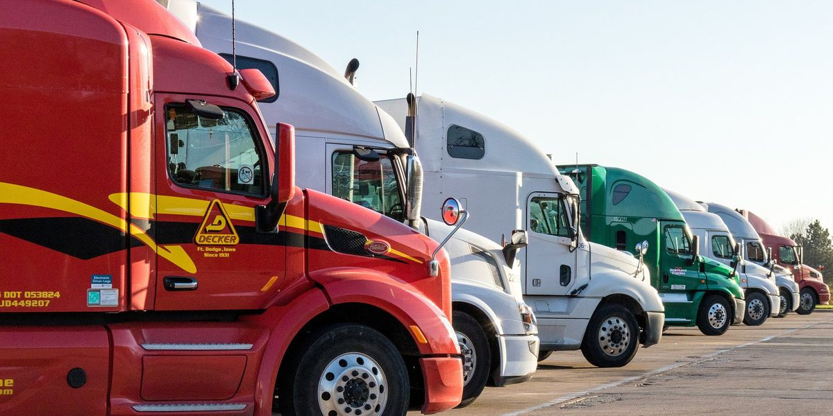'We are the backbone of this country': Truck drivers continue to work during pandemic