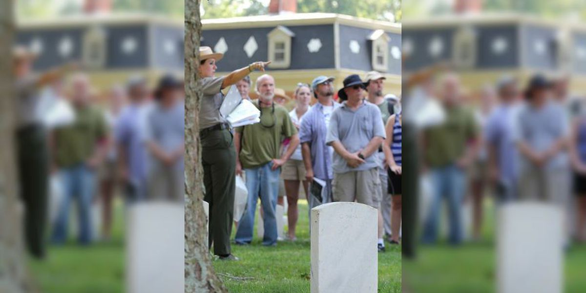 Richmond National Battlefield Park to host wreath-laying event
