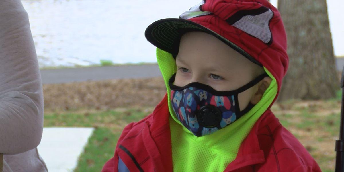 Cancer families struggle to find medical masks amid coronavirus outbreak