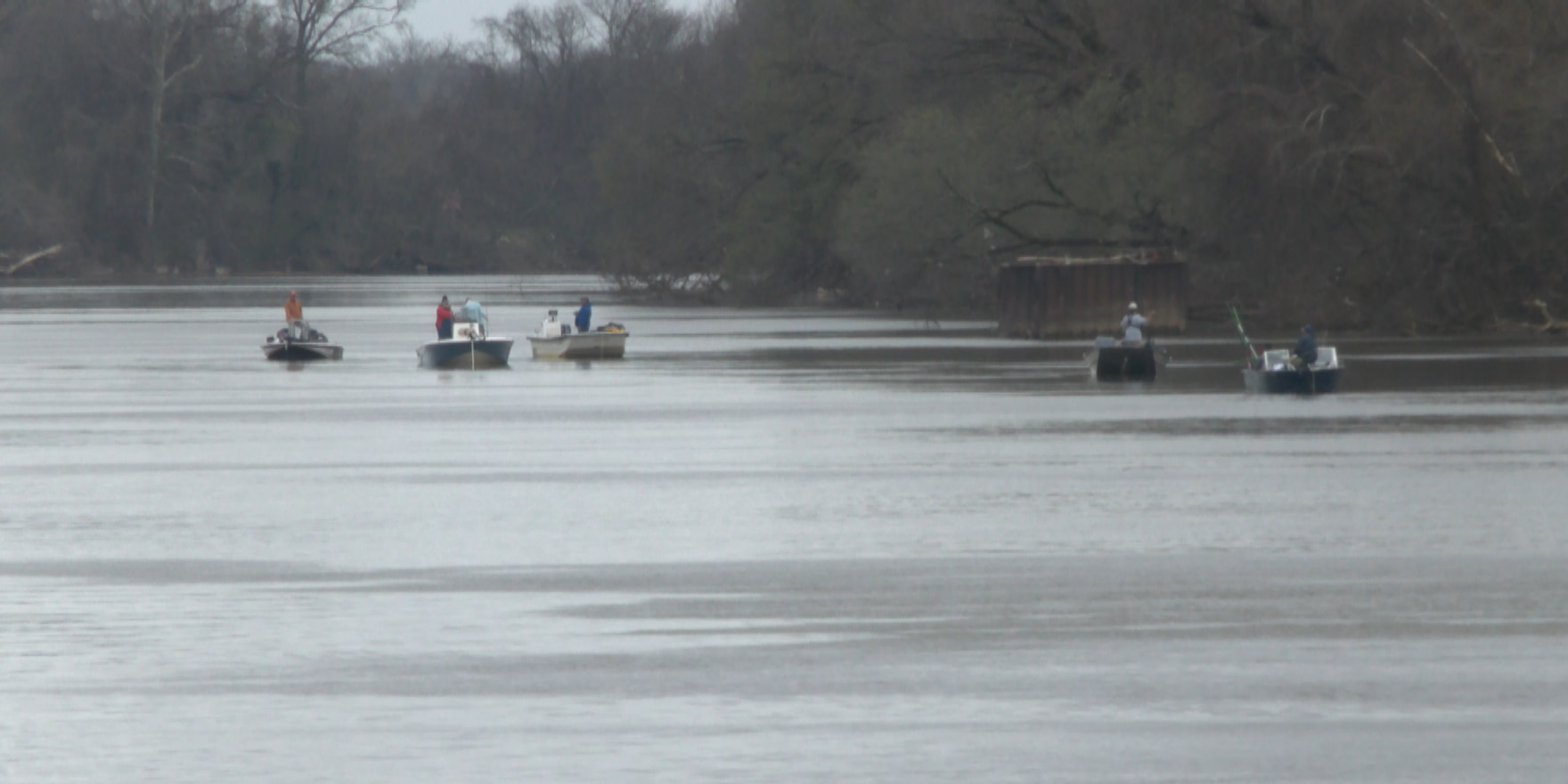 Dept. of Wildlife Resources urges caution due to cold water temperatures