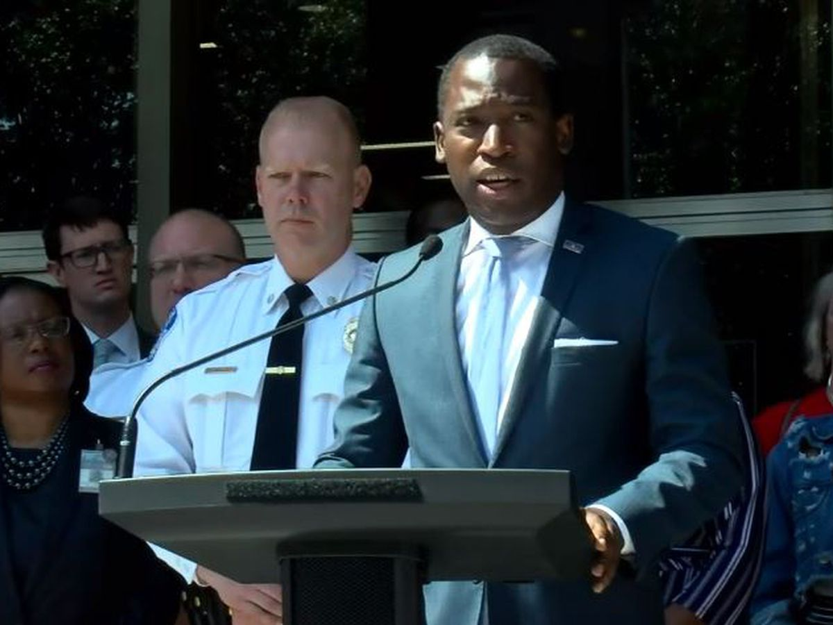 Stoney calls for 'common sense' gun ban; councilman proposes metal detectors