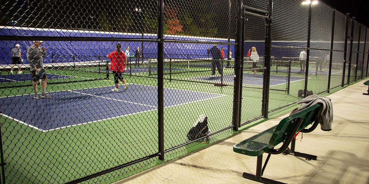 New pickleball courts open in Henrico