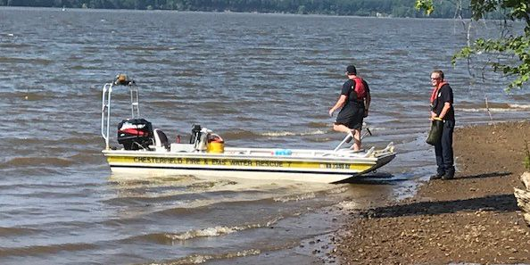 Body of missing boater found in James River
