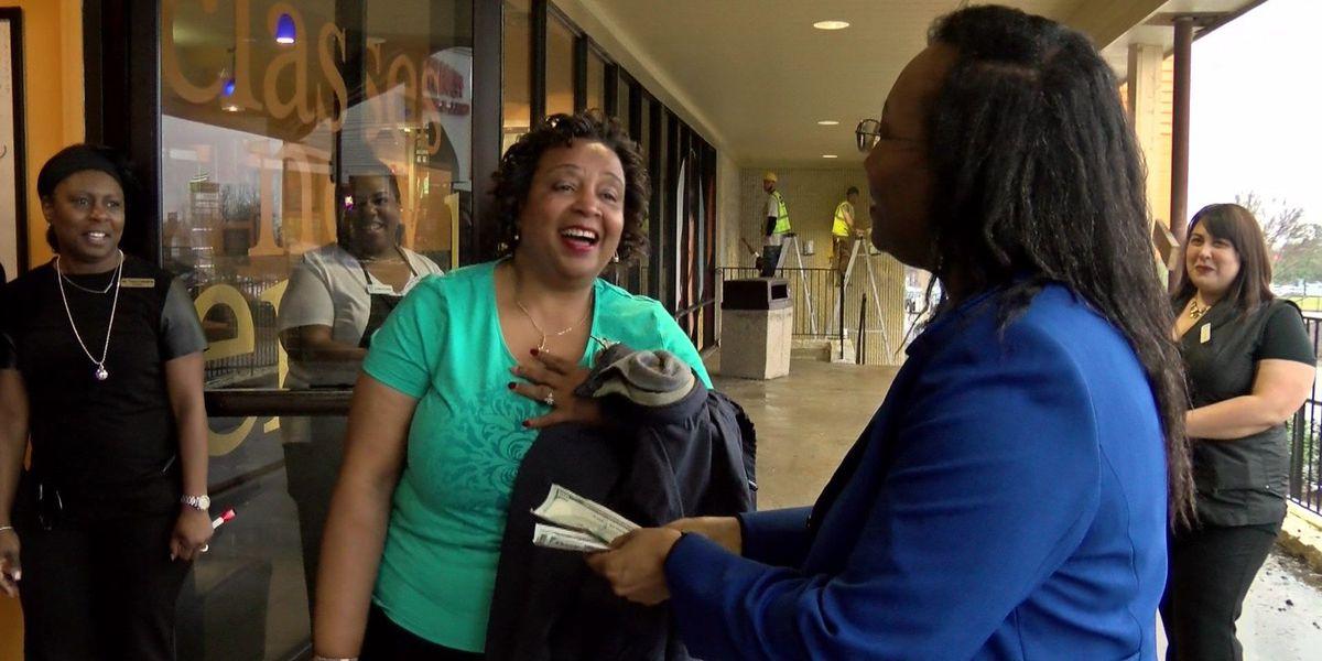 Acts of Kindness: Woman honored for work with food bank